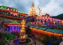 Malajsie: levné letenky - Kuala Lumpur od 11 170 Kč s odletem z Berlína