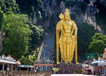 Malajsie: levné letenky - Kuala Lumpur od 12 228 Kč s odletem z Košic