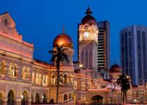 Malajsie: levné letenky - Kuala Lumpur s odletem z Prahy již od 10 690 Kč