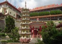 Malajsie: levné letenky - ostrov Penang s odletem z Budapešti již od 10 356 Kč
