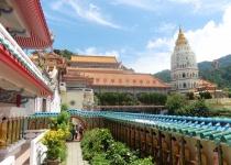 Malajsie: levné letenky - ostrov Penang s odletem z Budapešti již od 10 402 KČ