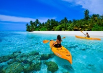 Maledivy: levné letenky - Male s odletem z Frankfurtu již od 14 825 Kč