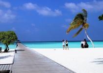 Maledivy: levné letenky - Male s odletem z Prahy již od 13 790 Kč