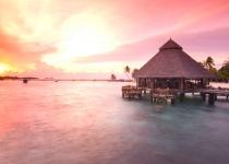 Maledivy: levné letenky - Male s odletem z Prahy od 10 890 Kč