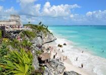 Mexiko: levné letenky - Cancún s odletem z Düsseldorfu již od 14 820 Kč