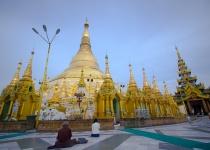 Myanmar: levné letenky - Yangon (Rangún) s odletem z Amsterdamu již od 9 990 Kč