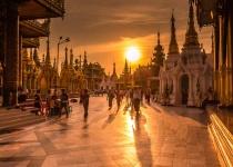 Myanmar: levné letenky - Yangon (Rangún) s odletem z Vídně od 12 469 Kč