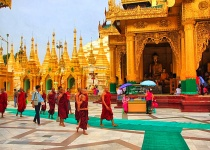 Myanmar: levné letenky - Yangon s odletem z Prahy již od 13 390 Kč