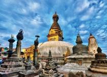 Nepál: levné letenky - Káthmándú s odletem z Prahy již od 13 990 Kč