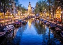 Nizozemsko: levné letenky - Amsterdam s odletem z Prahy již od 1 960 Kč