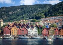 Norsko: levné letenky - Bergen s odletem z Katovic již od 978 Kč