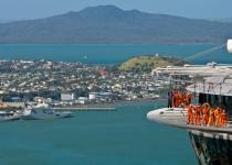 Nový Zéland: levné letenky  - Auckland s odletem z Londýna od  14 582 Kč
