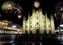 Oslava Nového roku v italském Miláně od 8290 Kč