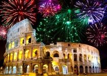 Oslava Nového roku v Římě z odletem z Prahy od 12290 Kč