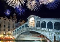 Oslava Nového roku v romantických Benátkách odlet z Prahy od 9690 Kč