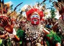 Papua-Nová Guineya: levné letenky - Port Moresby s odletem z Londýna již od 19 980 Kč