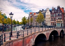 Pobyt v Amsterdamu s letenkou z Prahy za 6090 Kč