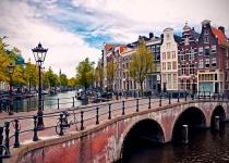 Pobyt v Amsterdamu s ubytováním a letenkou z Prahy za 6190 Kč