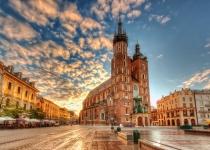 Polsko: levné letenky - Krakow s odletem z Prahy již od 698 Kč