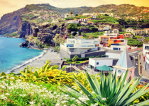 Portugalsko: levné letenky - Faro, Ponta Delgada, Funchal s odletem z Vídně již od 515 Kč