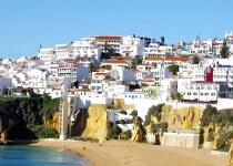 Portugalsko: levné letenky - Faro s odletem z Prahy již od 4 890 Kč