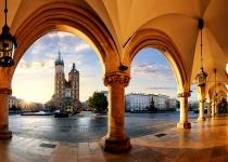 Prodloužený víkend v Krakově s odletem z Prahy od 3450 Kč