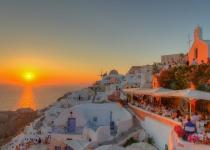 Řecko: levné letenky - ostrov Santorini s odletem z Vídně již od 3 254 Kč