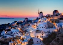Řecko: levné letenky - Santorini s odletem z Vídně již od 2 147 Kč