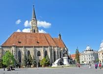 Rumunsko: levné letenky - Cluj ( KLuž ) s odletem z Vídně již od 1 247 Kč