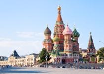 Rusko: levné letenky - Moskva s odletem z Prahy nebo Vídně již od 6 020 Kč vč. Vánoc a letních prázdnin