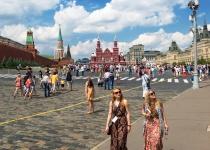Rusko: levné letenky - Moskva s odletem z Prahy nebo Vídně již od 6 020 Kč vč. Vánoc