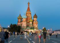 Rusko: levné letenky - Petrohrad nebo Moskva s odletem z Prahy již od 5 190 Kč