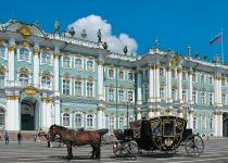 Rusko: levné letenky - Petrohrad s odletem z Prahy od 5 360 Kč