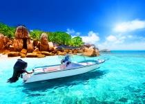 Seychely: levné letenky - ostrov Mahé již od 14 990 Kč s odletem z Vídně