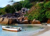 Seychely: levné letenky - ostrov Mahé od 14 990 Kč s odletem z Vídně