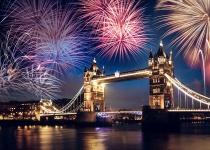 Silvestr v Londýně s odletem z Prahy od 12890 Kč