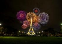 Silvestrovské oslavy v Paříži, s ubytováním s odletem z Prahy od 12090 Kč