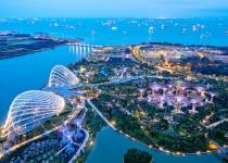 Singapur: levné letenky již od 12 399 Kč s odletem z Vídně