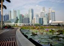 Singapur: levné letenky již od 10 490 Kč s odletem z Vídně vč. Vánoc