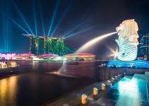 Singapur: levné letenky - Singapur s odletem z Vídně již od 12 844 Kč