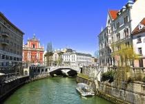 Slovinsko: levné letenky - Lublaň s odletem z Vídně již od 3 990 Kč