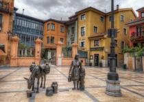Španělsko: levné letenky - Asturie - Oviedo s odletem z Mnichova již od 1 475 Kč