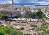 Španělsko: levné letenky - Barcelona nebo Malaga s odletem z Bratislavy, Prahy nebo Vídně již od 876 Kč