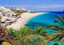 Španělsko: levné letenky - Fuerteventura s odletem z Vídně již od 2 247 Kč