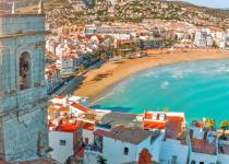 Španělsko: levné letenky - Lanzarote, Girona, Valencia či Puerto Del Rosario s odletem z Berlína, Bratislavy nebo Vídně 852 Kč