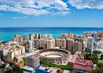 Španělsko: levné letenky - Malaga, Madrid, Barcelona s odletem z Prahy již od 1 726 Kč včetně Vánoc a Silvestra