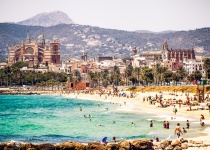 Španělsko: levné letenky - Mallorca s odletem z Norimberku již od 2 376 Kč přímé lety