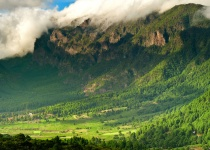 Španělsko: levné letenky ostrov La Palma s odletem z Berlína již od 2 375 Kč
