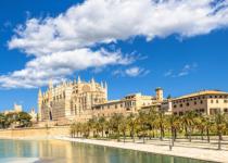 Španělsko: levné letenky - Palma de Mallorca s odletem z Berlína již od 4€