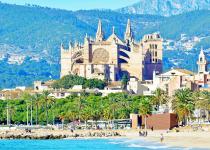 Španělsko: levné letenky - Palma Mallorca s odletem z Berlína již od 287 Kč